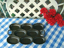 G. F. Filley Cast Iron # 5 Gem Pan - Cleaned and Seasoned