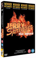 JERRY SPRINGER THE OPERA - DVD - REGION 2 UK