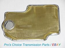 Brass--Wire Mesh--Oil Pump Filter---Fits FMX Transmissions From 1968 to 1981