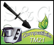 SPATULA FOR MUG COMPATIBLE ROBOT BIMBY THERMOMIX VORWERK CONTEMPORA TM21