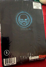 Tom Clancy Ghost Recon Future Soldier size S Small Black Shirt NEW GameStop