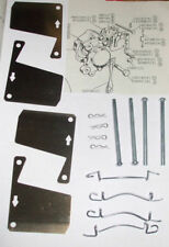 LOTUS Eclat Elan Plus 2 Elite FRONT BRAKE PAD FITTING KIT (Pins & Shims) (1971-)