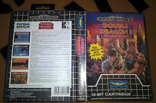 # sega Mega Drive-DOUBLE DRAGON 3: the Arcade Game-top/MD #