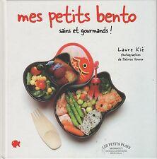 MES PETITS BENTO LAURE KIE + PARIS POSTER GUIDE