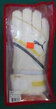 PUMA KING EXEC SOCCER GOALKEEPER GLOVES SIZE 7 WITH FORCE IMPACT NEW IN PACKAGE