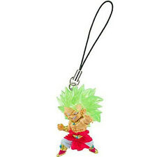 Dragonball Z Super Saiyan Broly UDM Best 6 Mascot Licensed Key Chain NEW
