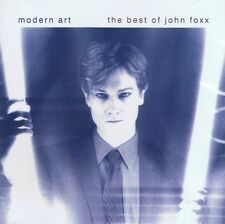 John Foxx - Best of - Modern Art - CD Album Neu - Sunset Rising - Ultravox