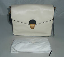 MARC BY MARC JACOBS  Chicret Colorblock Cross Body $298 White Birch / Multi