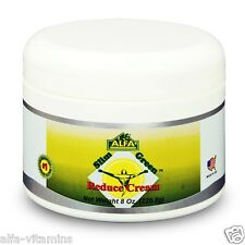 Slim Green Reduce Cream 8 oz. Slimming Cream. Supports the Weight Loss Diet
