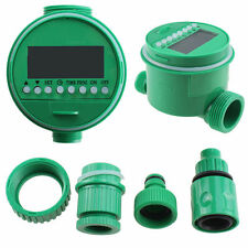 Electronic LCD Screen WATER TIMER - AUTOMATIC GARDEN IRRIGATION SYSTEM 2xAAA req