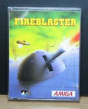 FIREBLASTER - PRISM LEISURE - AMIGA - NUOVO NEW OLD STOCK SEALED - 1988 Vintage