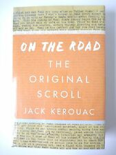 ON THE ROAD: THE ORIGINAL SCROLL by JACK KEROUAC FIRST PRINTING HC w/ JACKET NF!