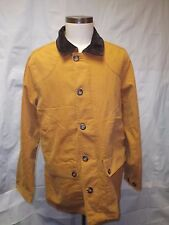 Eddie Bauer Men's Goldenrod Bodie Mountain Barn Coat Size Medium NWOT