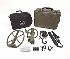 New Garrett ATX Metal Detector with DEEPSEEKER PACKAGE Deep Seeker Gold Relic