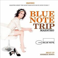 Various Artists - Blue Note Trip (CD, Jun-2011, 2 Discs, Blue Note) *NEW SEALED*