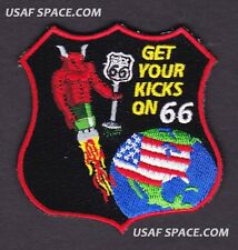 NRO L-66 - MINOTAUR I - VAFB SLC-8 - USAF CLASSIFIED SATELLITE LAUNCH PATCH
