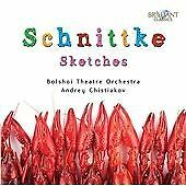 SCHNITTKE - SKETCHES ESQUIS NEW & SEALED