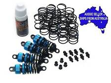Yeah Racing 50mm alloy shock set for 1:10 RC Cars may suit Tamiya HPI DSG-0050BU