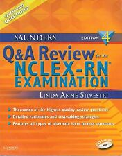 Saunders Q and A Review for the NCLEX-RN® Examination by Linda Anne Silvestri (2