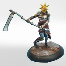 Taban Miniatures Magdalena Wearing Brigandine Body Armour