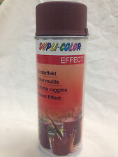 Dupli Color Rosteffekt Lack Spray Ratlook Rost Optik 0,4 400ml Metall Stein Holz