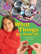 Little Science Stars: What Things Are Made Of, Twist, Clint, New Book