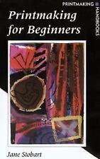 Printmaking for Beginners (Printmaking Handbooks)-ExLibrary