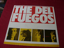 The Del Fuegos:  A1/B1   UK   Slash LP