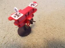 "Wings of War: 1/144 German FOKKER DR. I ""Red Baron"" Aircraft"