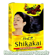 100g Hesh Shikakai Powder Hair Loss Hair Fall Damage Growth USA SELLER