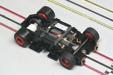 Tyco HO Slot Car - 440x2 Wde-Pan Chassis 3.5 Ohm Pro-8™ w/ Super Tires - Smokin'