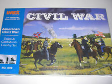 Imex 602-union & confederate cavalry set 1:72 figures/wargaming