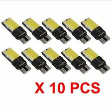 10*T10 White Canbus Error Free COB LED Car Auto Wedge Lights Parking Bulb Lamp