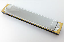 TOMBO BAND DELUXE NO.1521/C# TREMOLO HARMONICA