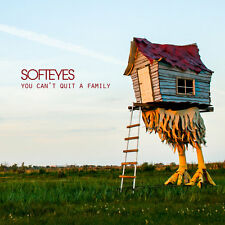 Softeyes - You Can't Quit A Family (Cassette - Friends Records, 2015)