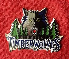 Minnesota Timberwolves Rubber Team Logo Magnet NBA Fridge Standings