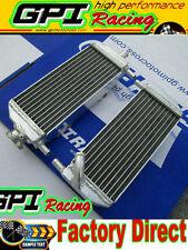 GPI radiator Suzuki RM250 RM 250 2-stroke 01-08 2001 2002 2003 2004 2005 2007