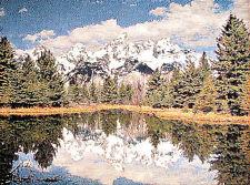 Tapisserie  Paysage Russe Miroire, Décoration murale tapisserie Paysage Russe