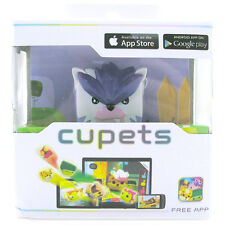Cupets Cupet Alpha le Loup Peluche et Animal Interactif Neuf