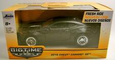 2016 '16 2017 '17 CHEVY CAMARO SS BIGTIME MUSCLE FRESH RIDE 1:32 DIECAST JADA