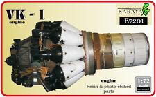 KARAYA 1/72 VK-1 engine for MiG-15 - re-edition
