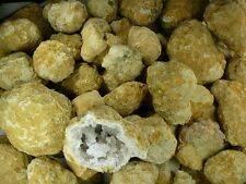 Unopened Geodes - 25 Pcs - Beautiful Druzy Quartz