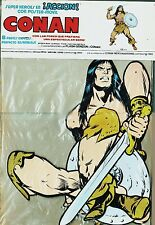 PÓSTER-MÓVIL: CONAN, Vértice, 1980. (MARVEL, MADE IN SPAIN, 1980)