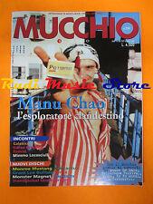 Rivista MUCCHIO SELVAGGIO 314/1998 Manu Chao Mommo Locasciulli Calexico No cd