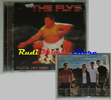 CD THE FLYS Outta my way SIGILLATO 2000 TRAUMA RECORDS TRM-74017-2 lp mc dvd
