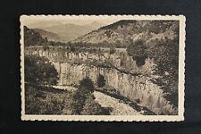 Carte postale ancienne CPA Les Coulées basaltiques de JAUJAC