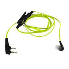 Ciano 2 PIN Auricolare Headset per Kenwood KPG8 BAOFENG UV5R 888S PUXING TYT IT