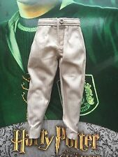 STAR ACE DRACO Malfoy Harry POTTER (QUIDDITCH) Tan Pantaloni Loose SCALA 1/6th