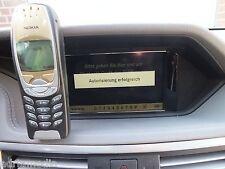 100% Original Nokia 6310 JETBlack Mercedes W212 W211 W166 W221 W222 Autotelefon