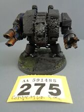 Warhammer Chaos Space Marines Dreadnought 275
